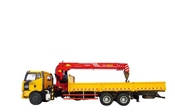20吨随车吊 SPS50000三一随车起重机